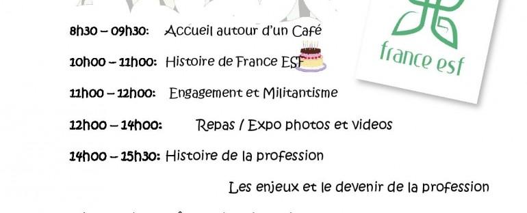 France ESF a 20 ans, Le programme