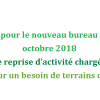 CA octobre 2018