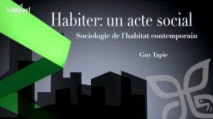 Socio-architecture de l'habitat<br /> + « Maintenant la Belle Verte ! » :<br /> réalisations urbanistiques sociales et écologiques