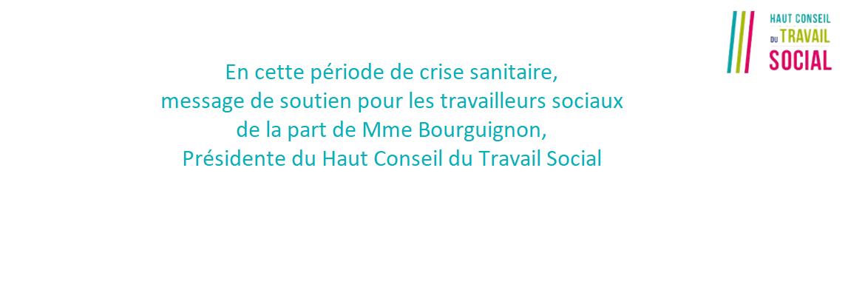 Communiqué presse Haut Conseil Travail Social