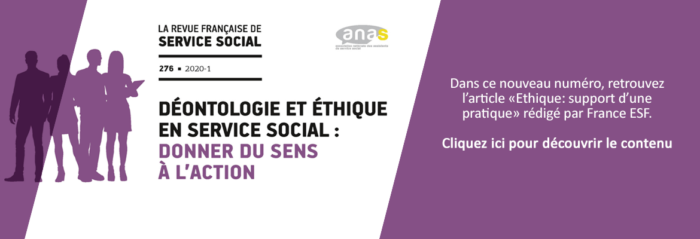 Revue Française de Service Social