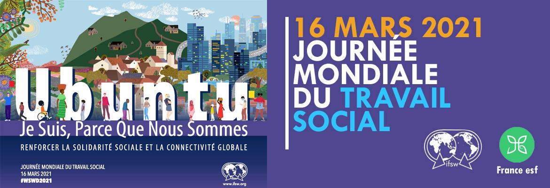 Journée Mondiale du Travail Social 2021
