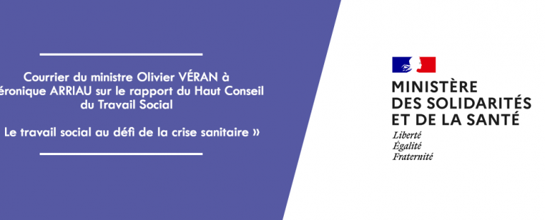 Remerciements de Olivier Véran, Ministre des Solidarités et de la Santé