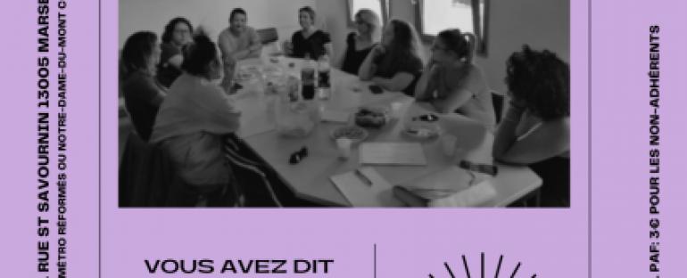 PACA – Soirée thématique « La violence dans le travail social »